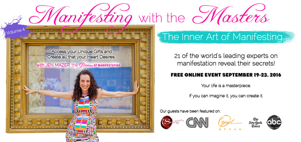 Manifesting with the Masters